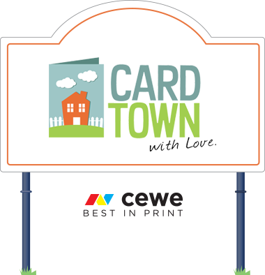 Card Town and CEWE Best In Print